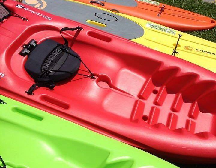 Fun Rentals Kayaks and SUP Boards